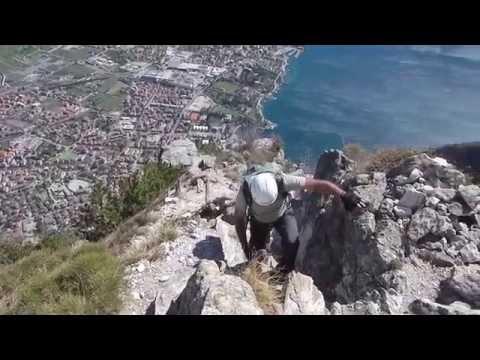 Discovery Dolomites: Via Ferrata dell'Amicizia - Cima SAT - Lake Garda
