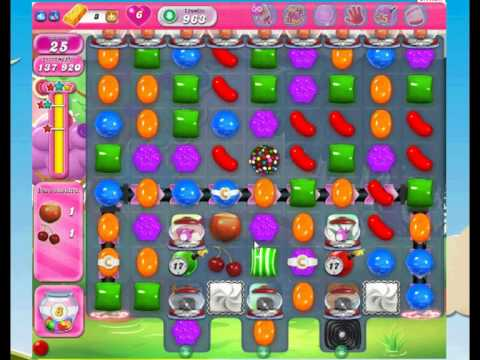 Candy Crush Saga Livello 963 Level 963