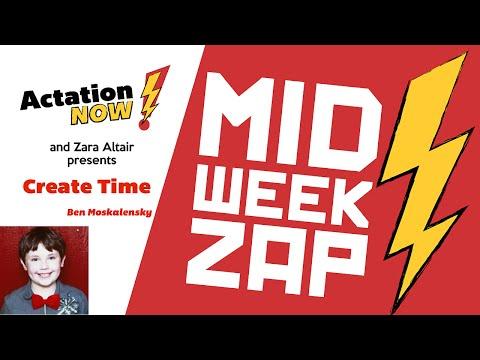Midweek Zap - Create Time