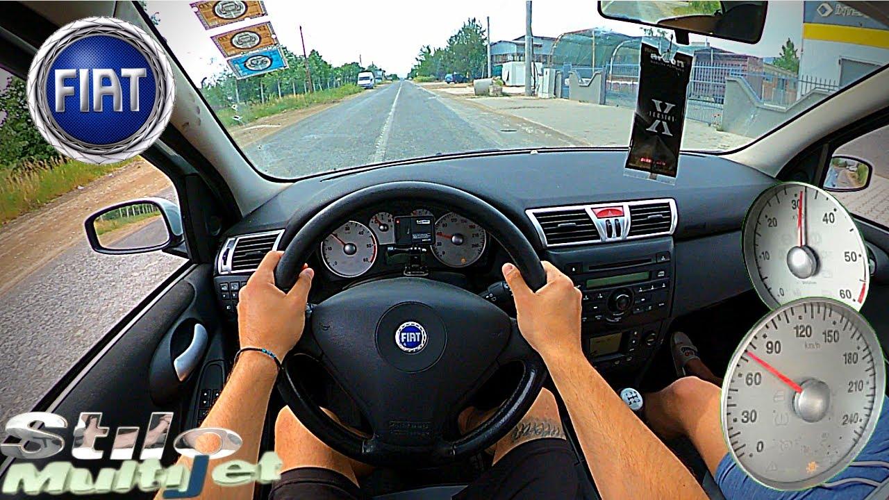Download FIAT Stilo 1.9 JTD MultiJet (2006) - POV Drive