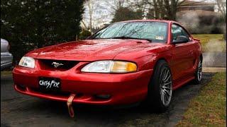 ChrisFix Mustang GT DriftStang