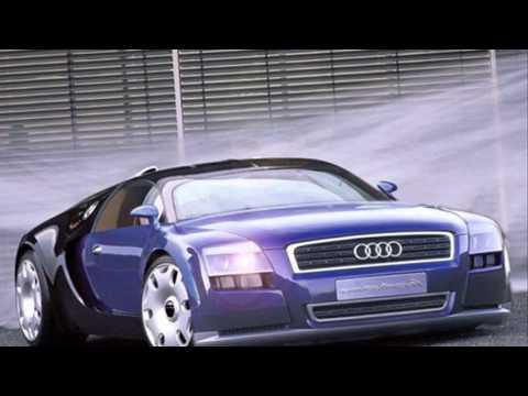 Audi A12 Youtube