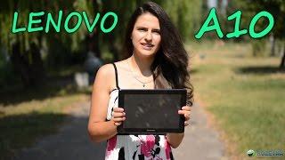 Lenovo IdeaTab A10: обзор планшета