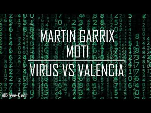 Martin Garrix & Moti - Virus VS Valencia [AllStree-K Mashup]