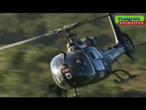 Army IAF search operations  of  YS. Rajashekar reddy  in Nallamala forests Travel Video