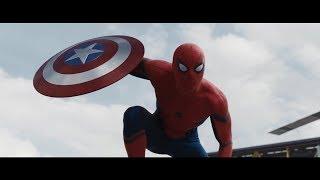 Человек паук, кадры не вошедшие в фильм