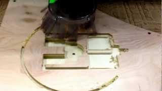 Cnc Milling Wooden Clock