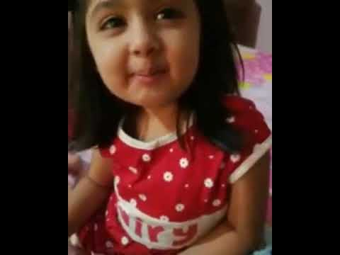 Cute baby | cute baby Anaya| cutest baby video| baby funny video