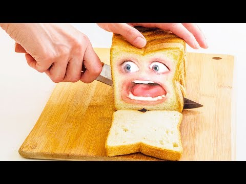 the pain is un(bread)able   I am bread