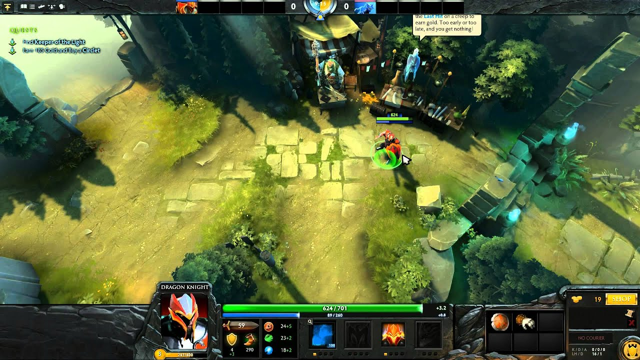 hive plays defense of the ancients 2 dota tutorial youtube