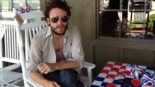 Father John Misty Says Thank You