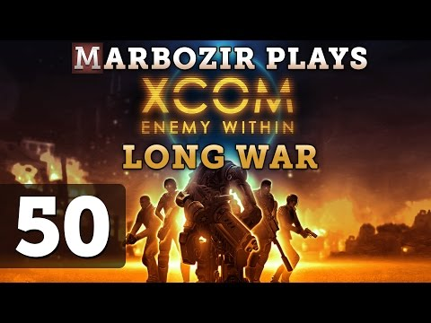 XCOM Enemy Within Long War Let's Play - Part 50