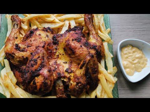 poulet-braisé---دجاج
