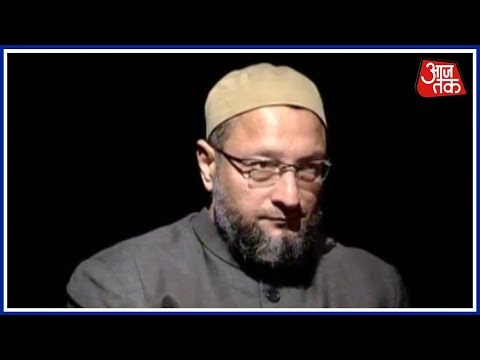 Asaduddin Owaisi Talks About Introduction Of Triple Talaq Bill In Lok Sabha - Part 2