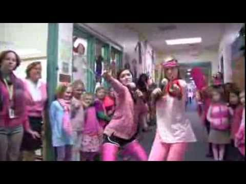 St. Catherine's Pink Out 2013