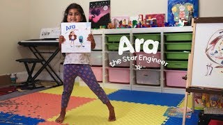 Ara the Star Engineer - a STEM Book on a Mission