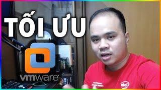 Download lagu Cách tối ưu máy ảo VMWare để chạy mượt mà không giật Lag