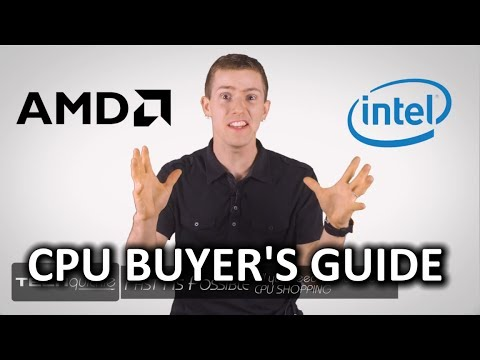 CPU Shopping Tips as Fast As Possible