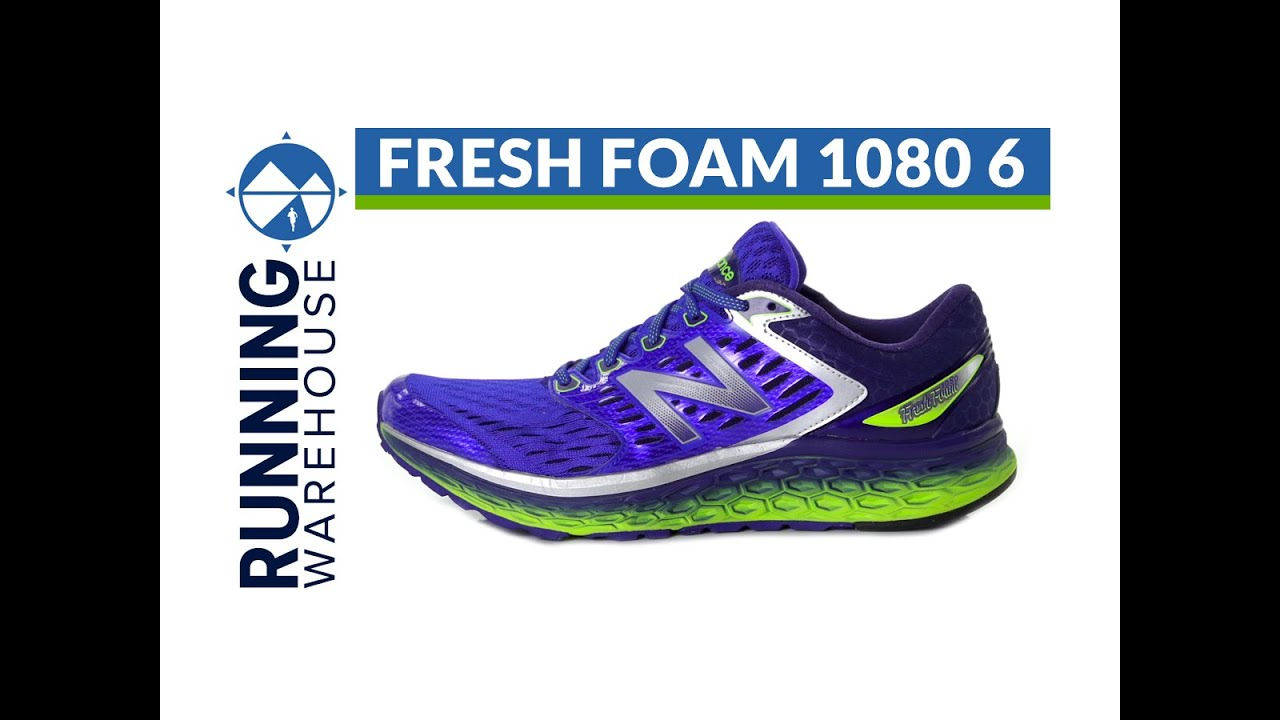 new balance foam fresh 1080