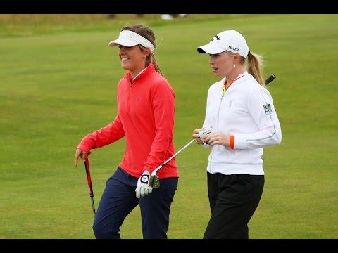 12 Most Beautiful Female Golfer in 2016 U.S. Women's Open Golf Championship