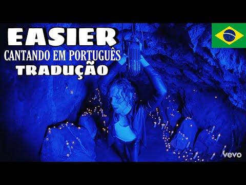 5 Seconds Of Summer - Easier Cantando em PortuguêsTraduçãoCover BONJUH