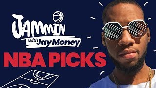 Bulls vs 76ers + Trail Blazers vs Mavericks NBA Picks & Betting Previews | Jammin with Jay Money