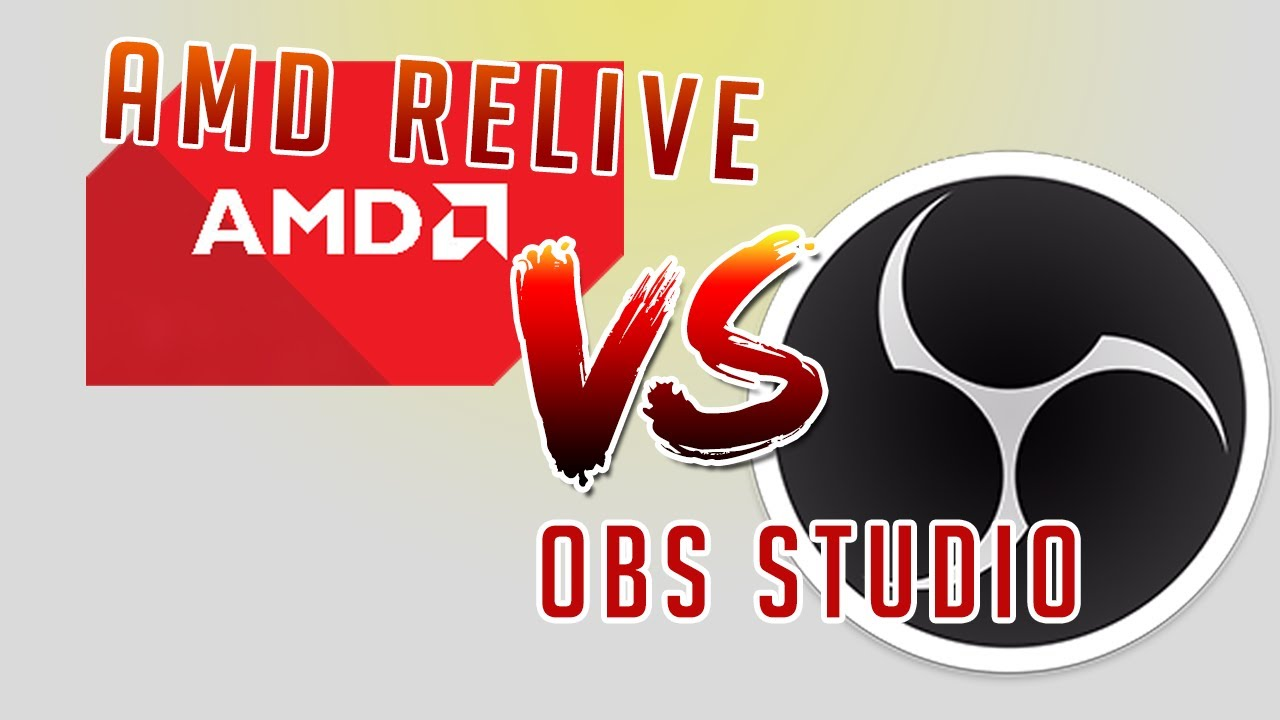 OBS Stuido Vs  AMD ReLIVE Recording 2017! | 1080p With 60 FPS! (NO LAG)