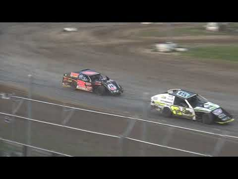 IMCA Modified Heat 3 Independence Motor Speedway 8/18/18
