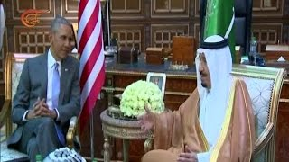 أوباما: الخلافات لا تزال قائمة مع دول الخليج بشأن ايران     23-4-2016
