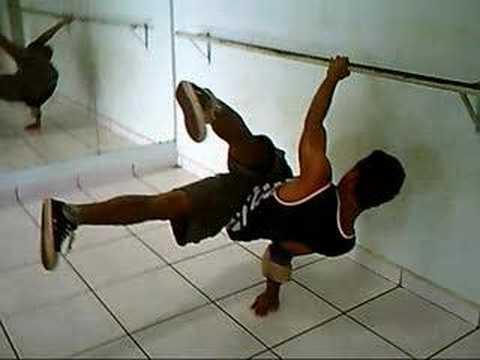 treinando airchair