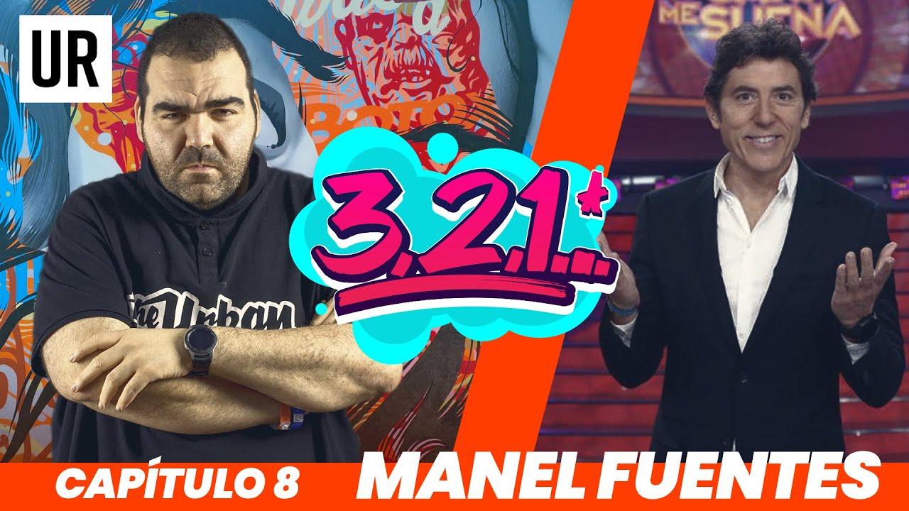 Manel Fuentes en 3, 2, 1... con Eude - Programa 8 Temporada 1 | Urban Roosters