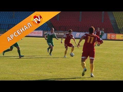 «Арсенал» (Тула) - «Ангушт» (Назрань) 3:0. Матч 26-го тура ФНЛ
