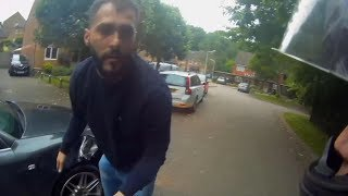 Bad UK Drivers and Road Rage vs Bikers #17