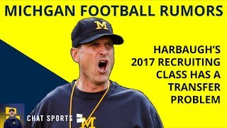 Michigan Football Rumors: Aubrey Solomon, Tarik Black Transfer, 2017 Recruiting Class Drama
