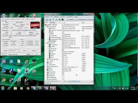 Como fazer overclock no processador AMD A8 Com segurança