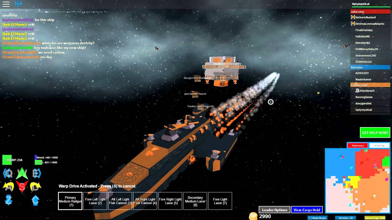 The Third Crusade of Sigma (ROBLOX: Galaxy Alpha) - YouTube