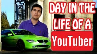 day in the life of a youtuber masterov 500 000 subscriber special vlog