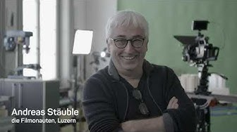 SWISS LIST Testimonial Filmonauten Luzern