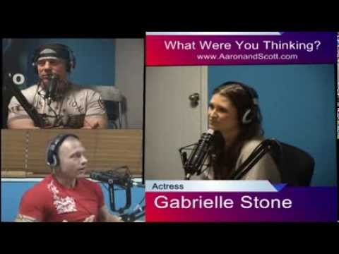 Exclusive  with Gabrielle Stone
