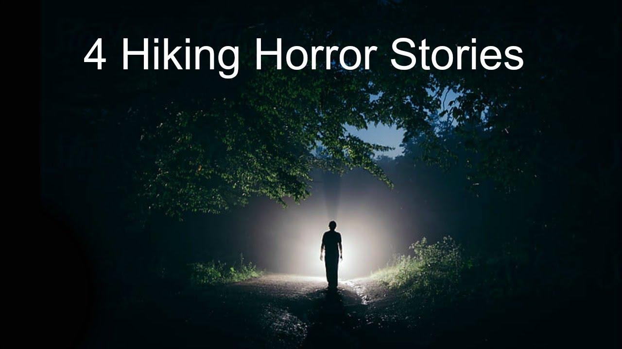 4 true hiking horror