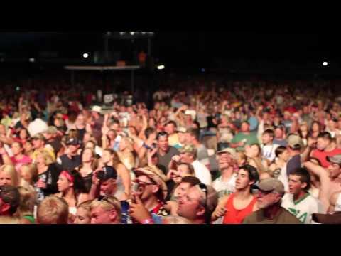 Big & Rich - Hodag Country Festival 2013 (Rhinelander, WI)