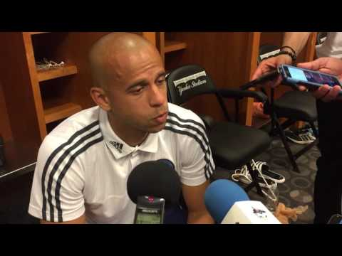 NYCFC Post Match Interview - Jason Hernandez 6-18-16