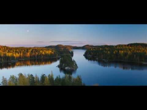 Tale of a Lake/История Озера 2016 movie trailer Lake Saimaa Finland - Lappeenranta & Imatra region