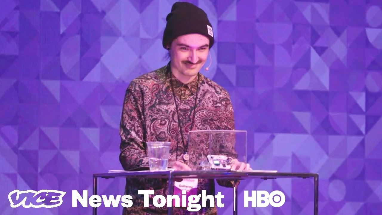Inside The Blockchain Art Auction Selling Cryptokitties To Bitcoin Billionaires (HBO)