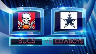 NFL Football Bucs vs Cowboys Preview
