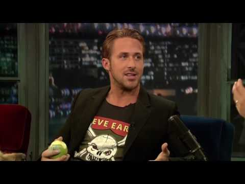 Thumbnail: Jimmy Fallon Fake Laughing Obnoxiously through an entire Interview with Ryan Gosling