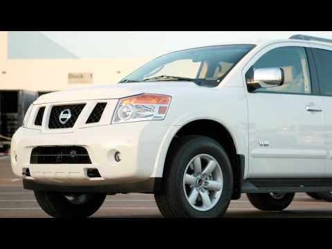2014 Nissan Armada - Tire Pressure Monitoring System (TPMS) with Easy Fill Tire Alert
