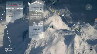 The Viking is playing Steep all drop zones on Switzerland