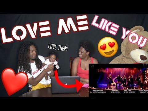 "Little Mix Alan Carr Chatty Man Interview Dubsmash ""Love Me Like You""(BEST REACTION)"