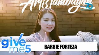 Give Me 5: Barbie Forteza shares the best qualities of Jak Roberto